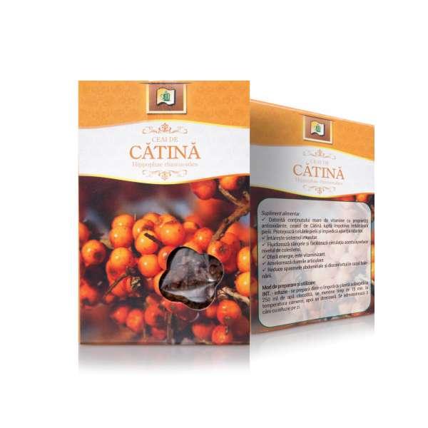 Ceai de Catina fructe 50g