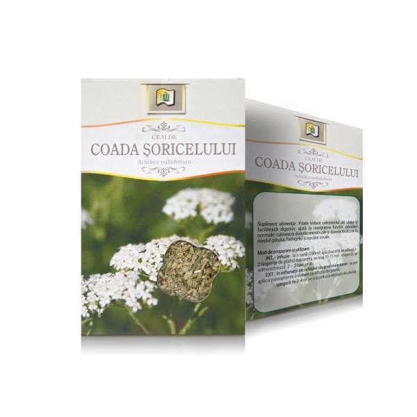Ceai de Coada Soricelului floare 50g