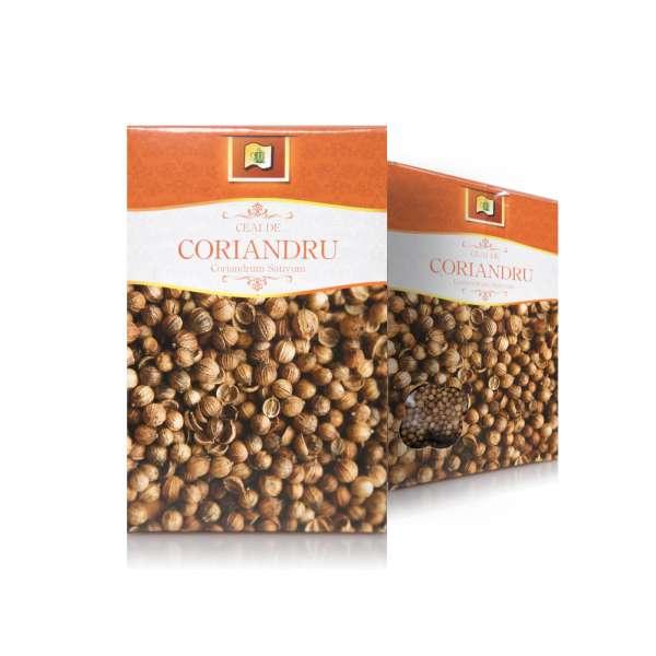 Ceai de Coriandru fructe 50g