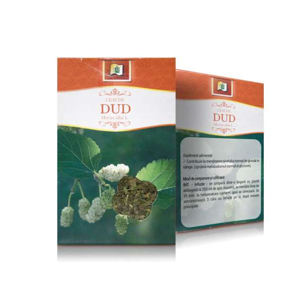 Ceai de Dud frunza 50g