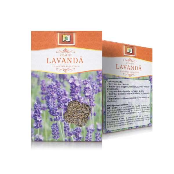 Ceai de Lavanda floare 50g