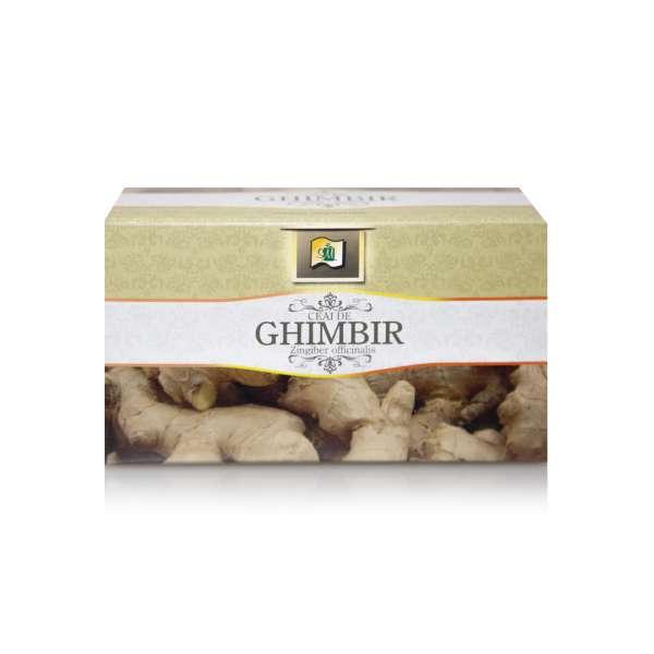 Ceai de Ghimbir 20 PLICURI