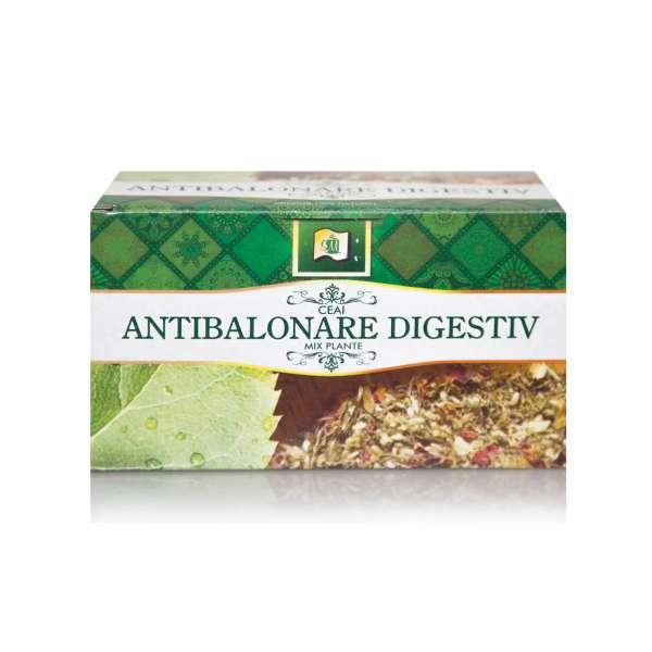 Ceai Antibalonare Digestiv 20 PLICURI