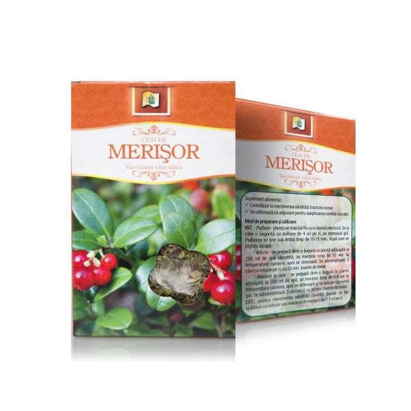 Ceai de Merisor fructe 50g