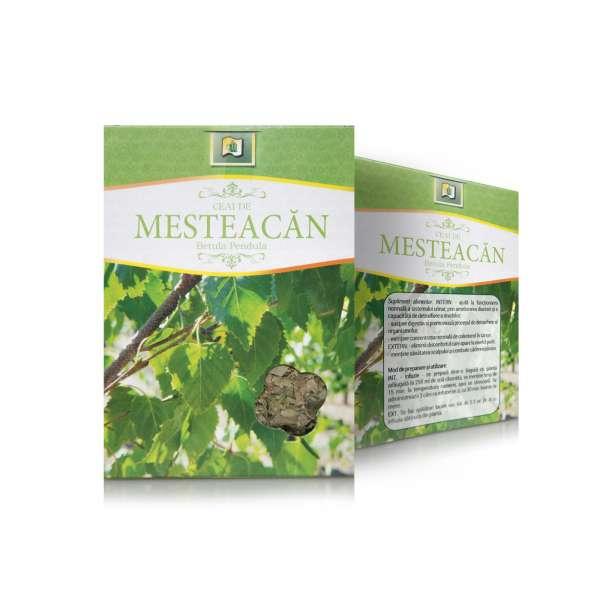 Ceai de Mesteacan frunza 50g