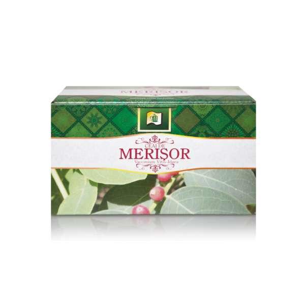 Ceai de Mersior 20 PLICURI