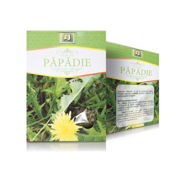 Ceai de Papadie frunza 50g