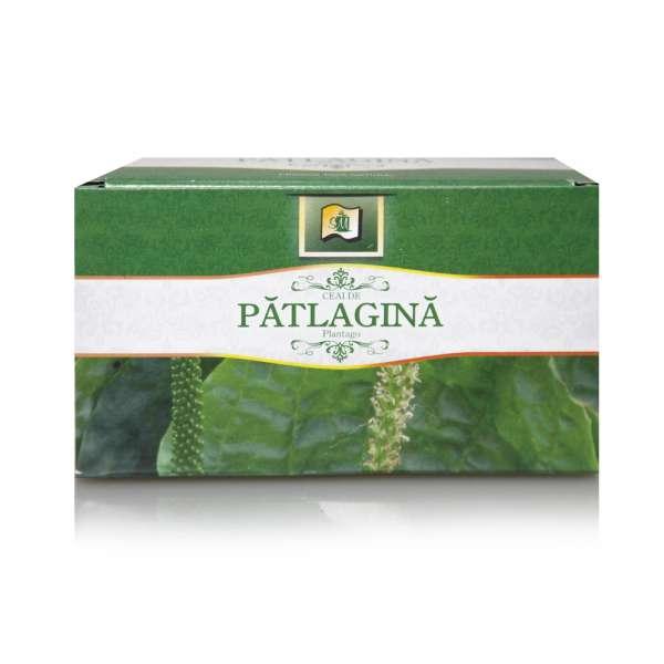 Ceai de Patlagina 20 PLICURI