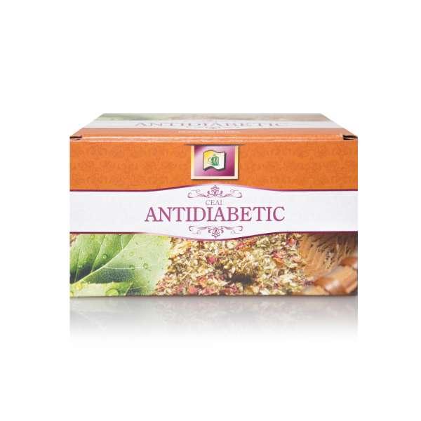 Ceai Antidiabetic 20 PLICURI
