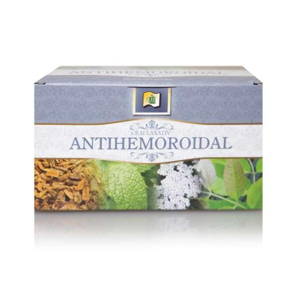 Ceai Antihemoroidal 20 PLICURI