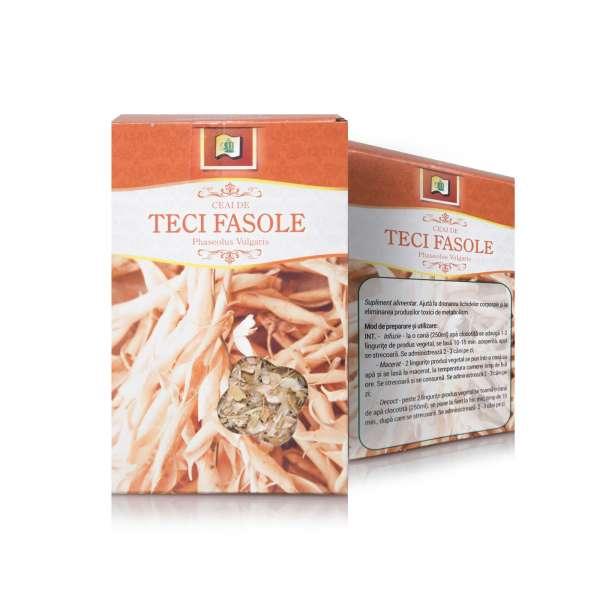 Ceai de Teci de Fasole 50g