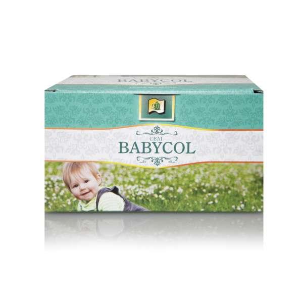 Ceai Babycol 20 PLICURI