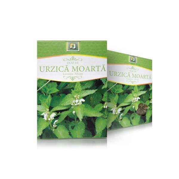 Ceai de Urzica Moarta frunza 50g
