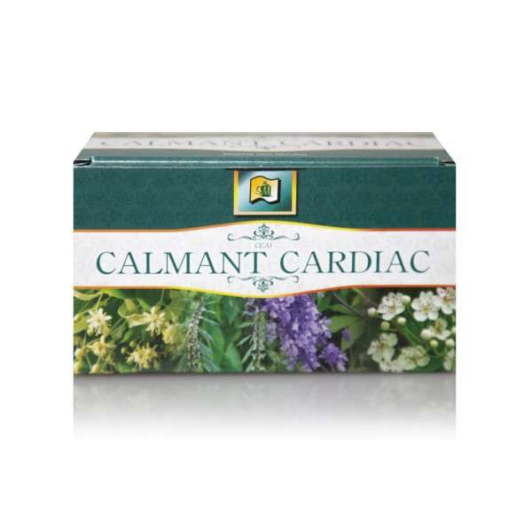 Ceai Calmant Cardiac 20 PLICURI