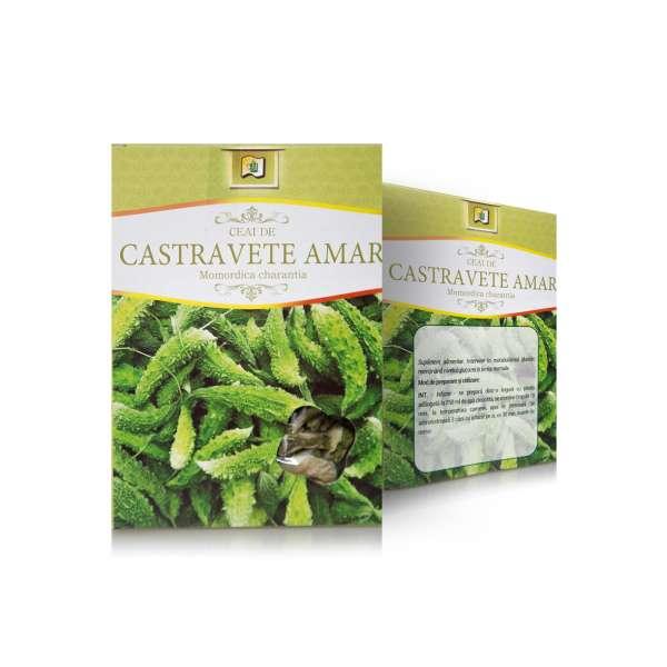 Ceai de Castravete Amar fructe 50g