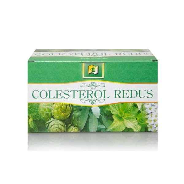 Ceai Colesterol Redus 20 PLICURI