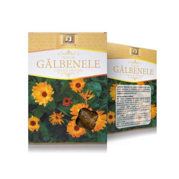 Ceai de Galbenele floare 50g