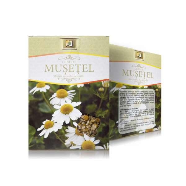 Ceai de Musetel 50g