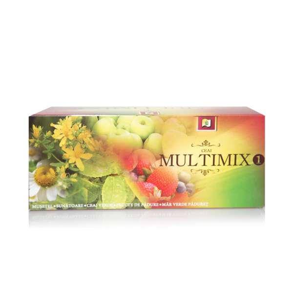 Ceai Multimix 1 100 PLICURI