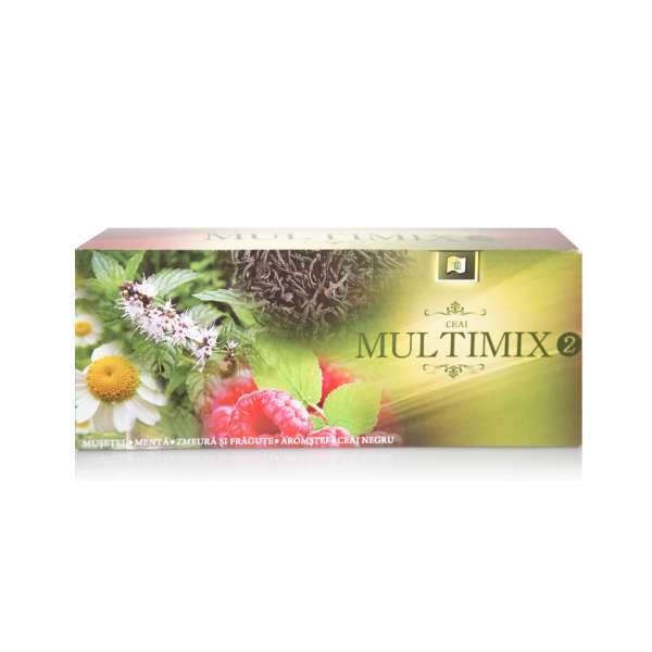 Ceai Multimix 2 100 PLICURI