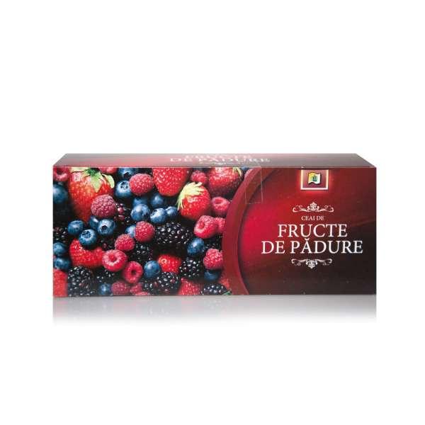 Ceai de Fructe de Padure 100 PLICURI