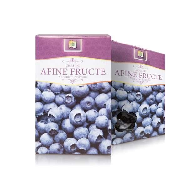 Ceai de Afine fructe 50g