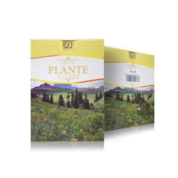 Ceai de Alun frunza 50g