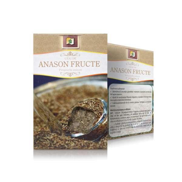 Ceai de Anason - fructe 20 PLICURI