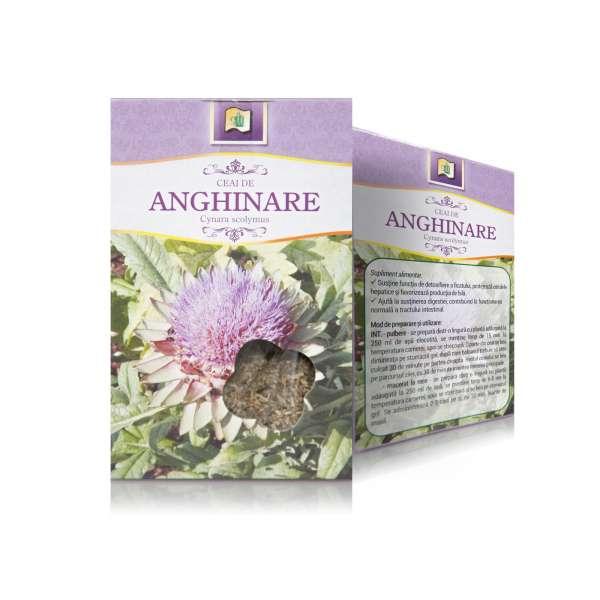 Ceai de Anghinare frunze 50g