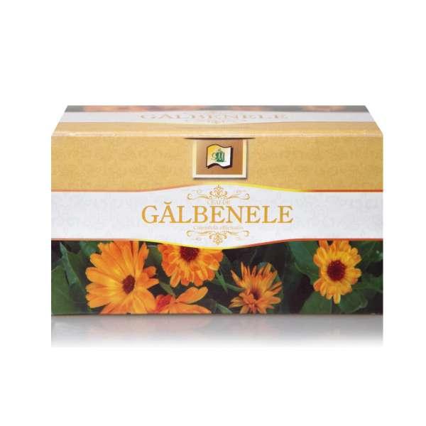 Ceai de Galbenele 20 PLICURI