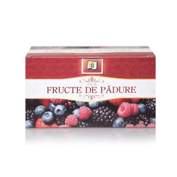 Ceai De Fructe de Padure 20 PLICURI