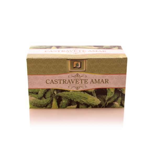 Ceai de Castravete Amar fructe 20dz